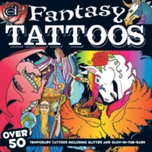 Fantasy Tattoos, Kit Book