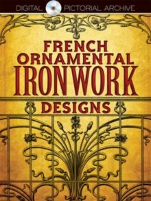 French Ornamental Ironwork Designs, Paperback / softback Book