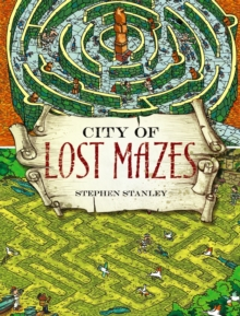 City of Lost Mazes, Paperback Book