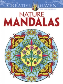 Nature Mandalas, Paperback / softback Book
