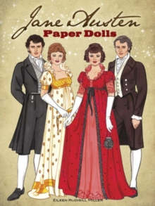 Jane Austen Paper Dolls : Four Classic Characters, Paperback / softback Book