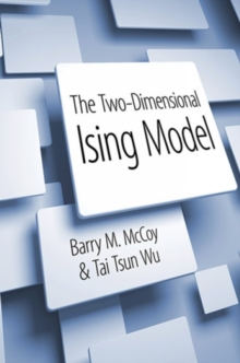 The Two-Dimensional Ising Model, Paperback Book