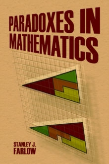Paradoxes in Mathematics, Paperback Book