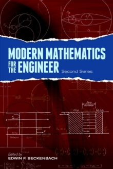 Modern Mathematics for the Engineer: First Series, Paperback Book
