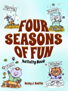 Four Seasons of Fun Activity Book, Paperback / softback Book