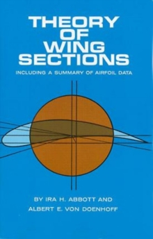 Theory of Wing Sections, Paperback / softback Book