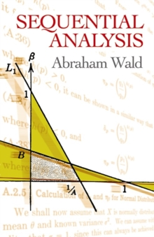 Sequential Analysis, Paperback Book