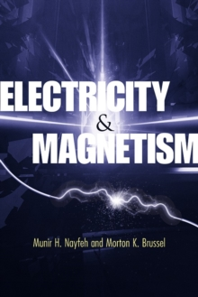 Electricity and Magnetism, Paperback Book