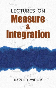 Lectures on Measure and Integration, Paperback / softback Book
