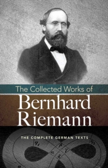 Collected Works of Bernhard Riemann, Paperback Book