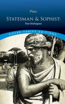 Statesman & Sophist: Two Dialogues, Paperback Book