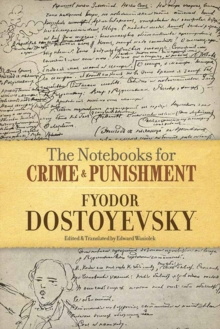 Notebooks for Crime and Punishment, Paperback Book