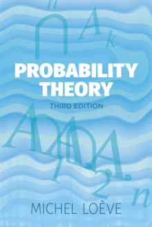 Probability Theory : Third Edition, Paperback / softback Book