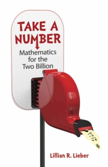 Take A Number : Mathematics For The Two BIllion, Paperback / softback Book