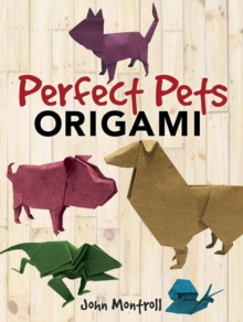 Perfect Pets Origami, Paperback Book