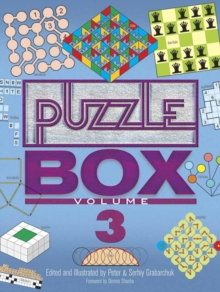 Puzzle Box Volume 3, Paperback Book