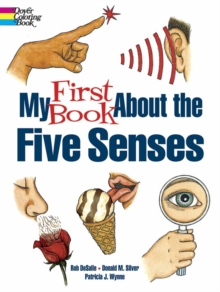 My First Book About the Five Senses, Paperback Book