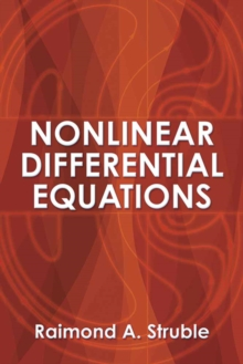 Nonlinear Differential Equations, Paperback Book