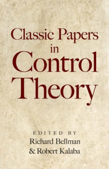 Classic Papers in Control Theory, Paperback Book