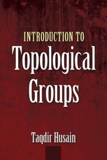 Introduction to Topological Groups, Paperback Book