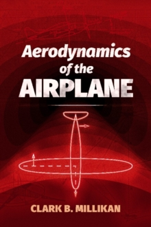 Aerodynamics of the Airplane, Paperback / softback Book
