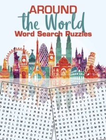 Around the World Word Search Puzzles, Paperback / softback Book