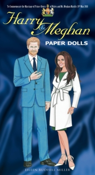 Harry and Meghan Paper Dolls, Paperback / softback Book
