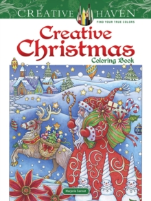 Creative Haven Creative Christmas Coloring Book, Paperback / softback Book