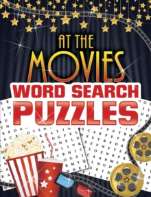 At the Movies Word Search Puzzles, Paperback / softback Book
