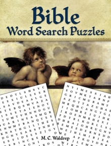 Bible Word Search Puzzles, Paperback / softback Book