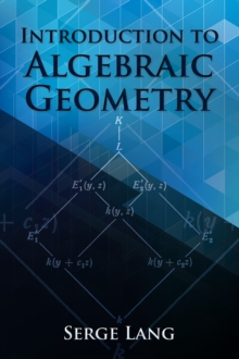 Introduction to Algebraic Geometry, Paperback / softback Book