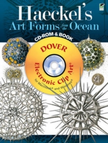 Haeckel's Art Forms from the Ocean, Mixed media product Book