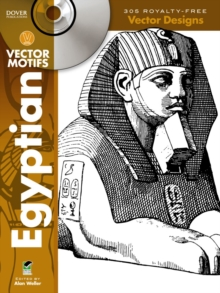 Egyptian Vector Motifs, Mixed media product Book