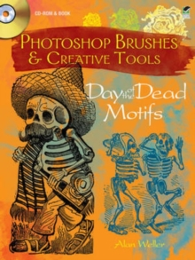 Day of the Dead Motifs, Mixed media product Book