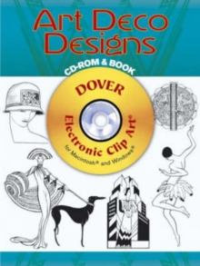 Art Deco Designs, CD-ROM Book