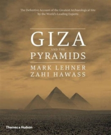 Giza and the Pyramids, Hardback Book