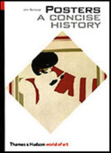 Posters: A Concise History, Paperback Book