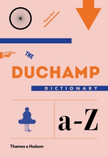 The Duchamp Dictionary, Hardback Book