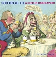 George III : A Life in Caricature, Hardback Book