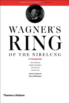 Wagner's Ring of the Nibelung : A Companion, Paperback / softback Book
