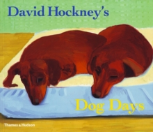 David Hockney's Dog Days, Paperback / softback Book