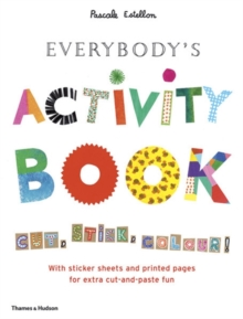 Everybody's Activity Book : Cut, Stick, Colour!, Paperback / softback Book