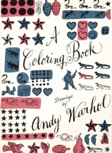 Coloring Book:Drawings by Andy Warhol, Paperback Book