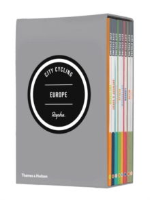 City Cycling Europe : Slipcased set of 8 paperback volumes, including Paris, Milan, London, Copenhagen, Berlin, Barcelona, Antwerp & Ghent and Amsterdam, Paperback / softback Book