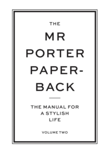 Mr Porter Paperback Vol.2, Paperback Book