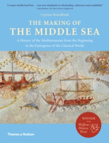 Making of the Middle Sea, Paperback Book