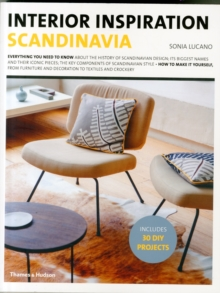Interior Inspiration: Scandinavia, Paperback Book
