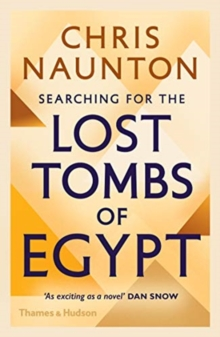 Searching for the Lost Tombs of Egypt, Paperback / softback Book