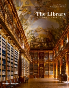 Library: A World History, Hardback Book