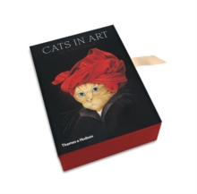 Cats in Art: Box of 20 Notecards, Postcard book or pack Book